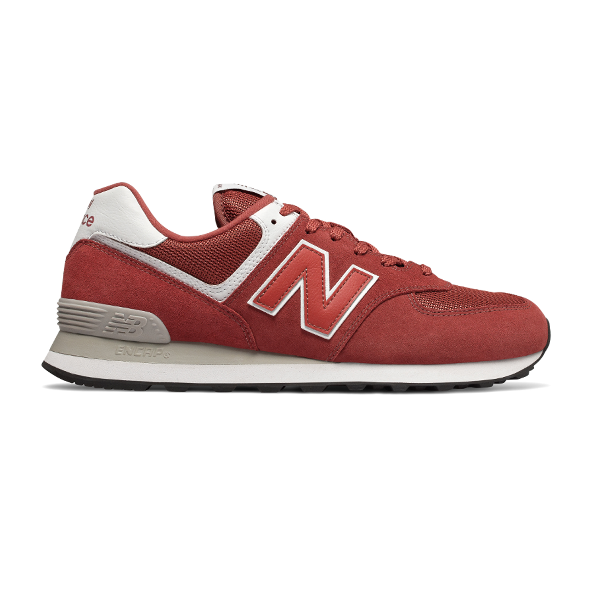 new balance rojo burdeos