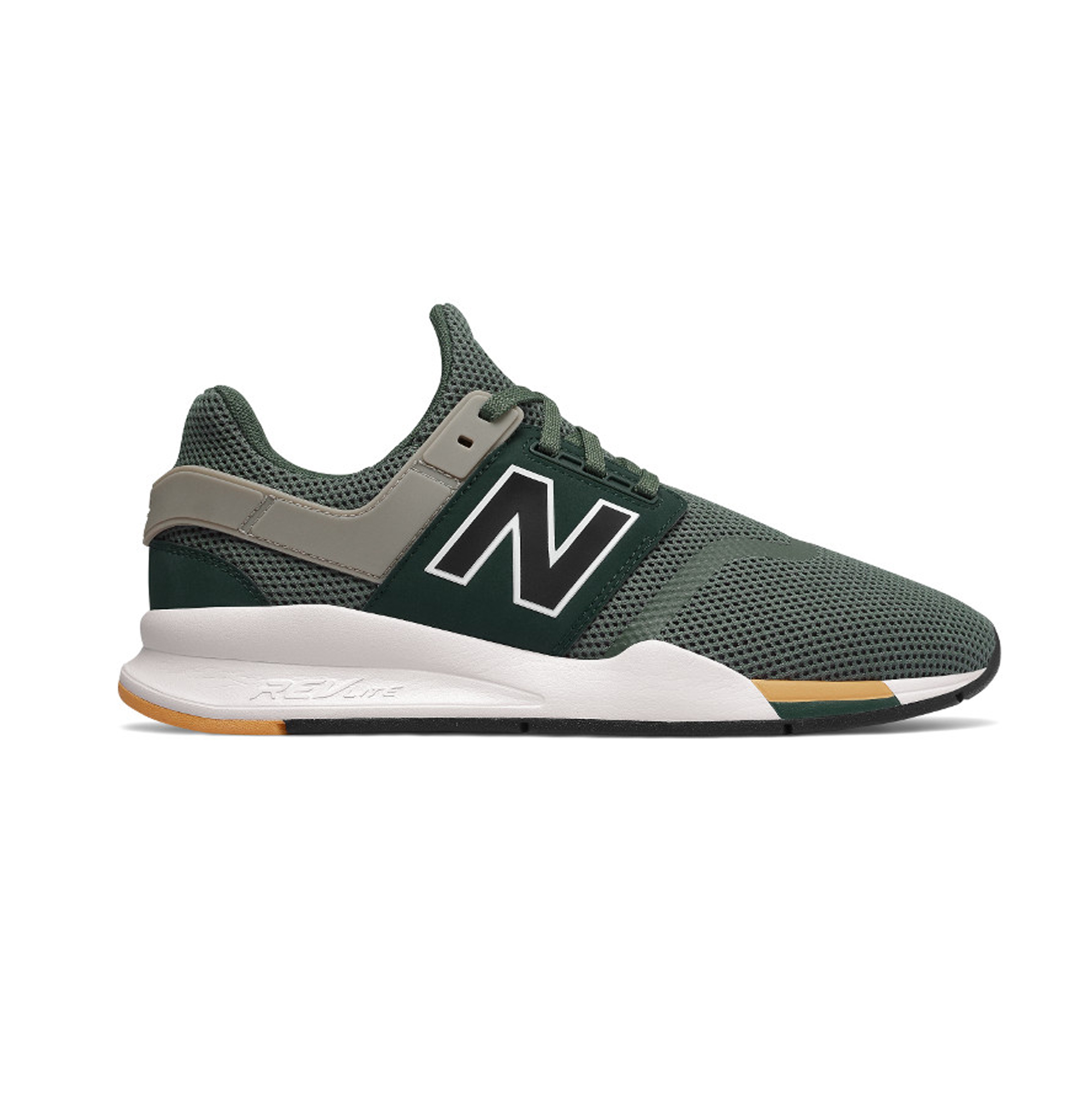 Verde Y Negro New Balance Purchase D8018 9720f